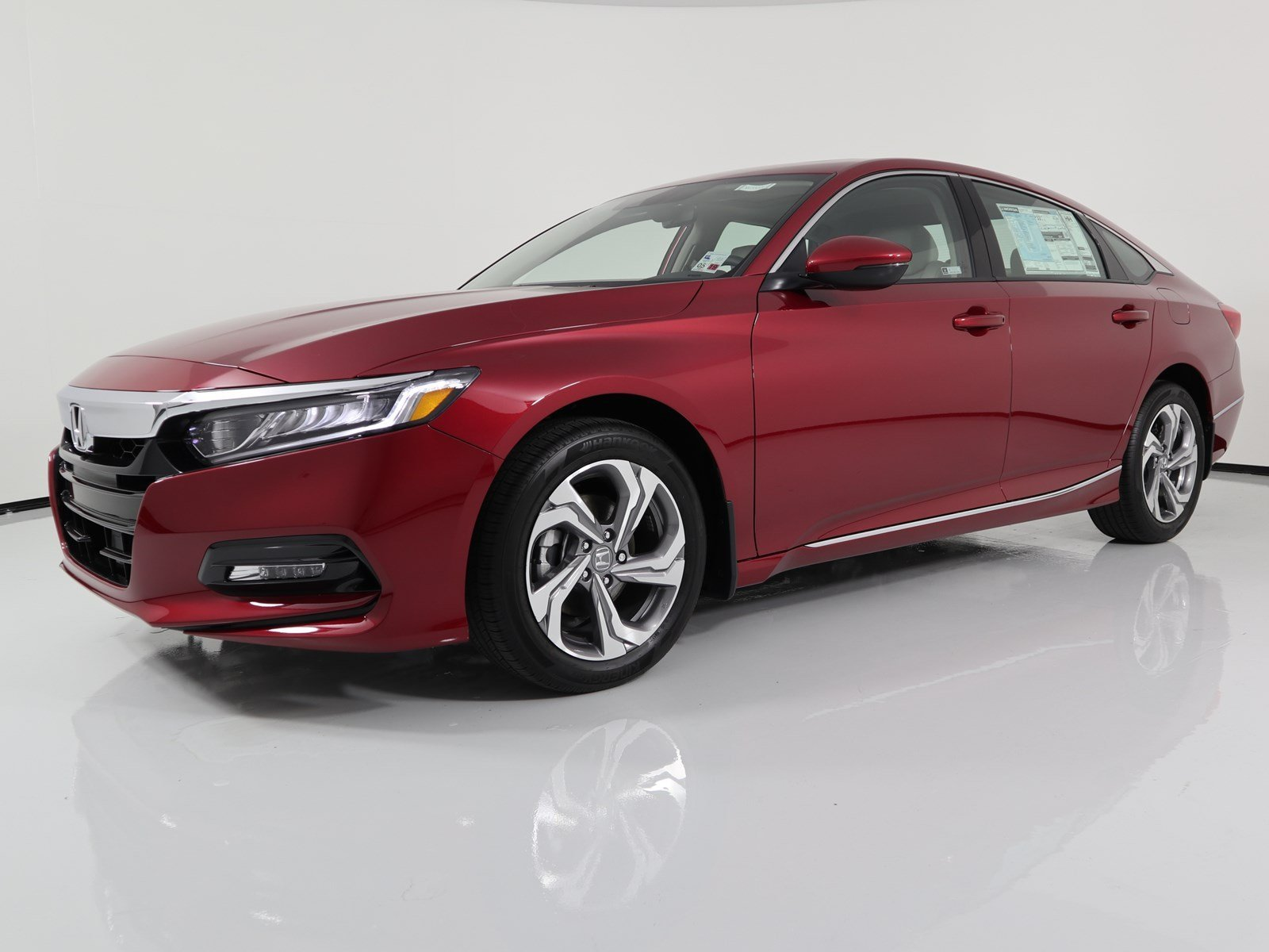 New 2018 Honda Accord Sedan EX L 4dr Car in Bossier City JA