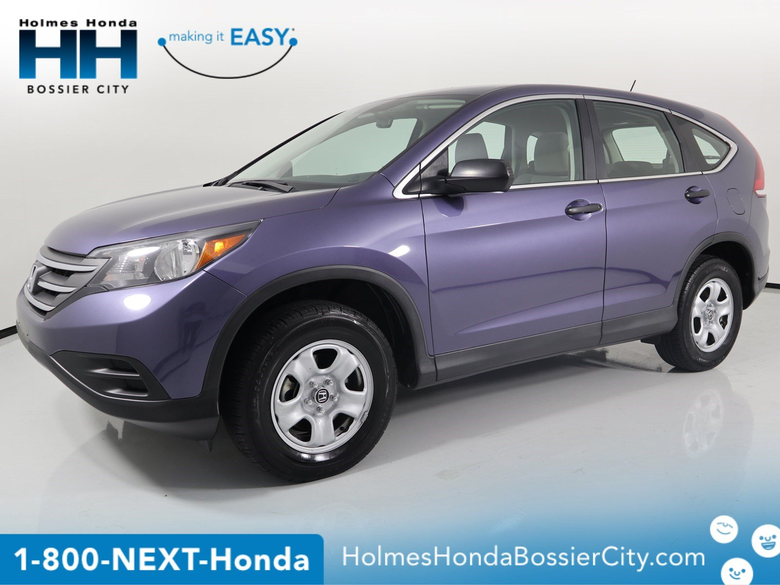 Certified Pre Owned Honda >> Certified Pre Owned 2014 Honda Cr V Lx Sport Utility In Bossier City