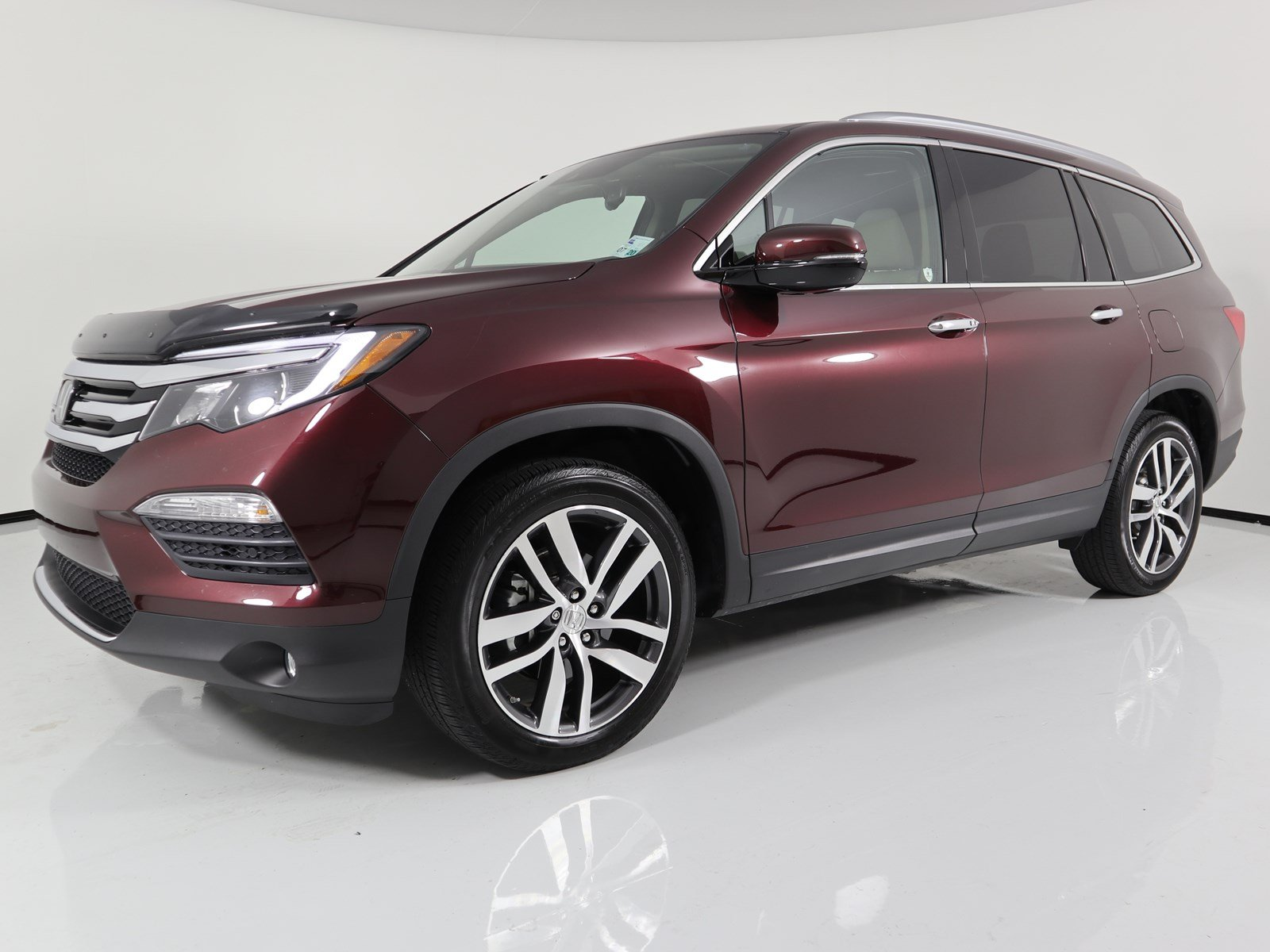 Certified Pre Owned 2016 Honda Pilot Touring Sport Utility In